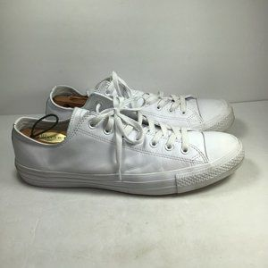 Converse Chuck Taylor All Star Mono Leather White